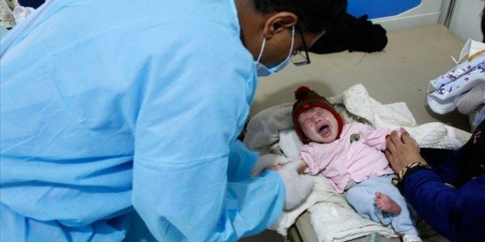 DSÖ açıkladı.Yemen'de yılın ilk 10 ayında yaklaşık 204 bin şüpheli kolera vakası