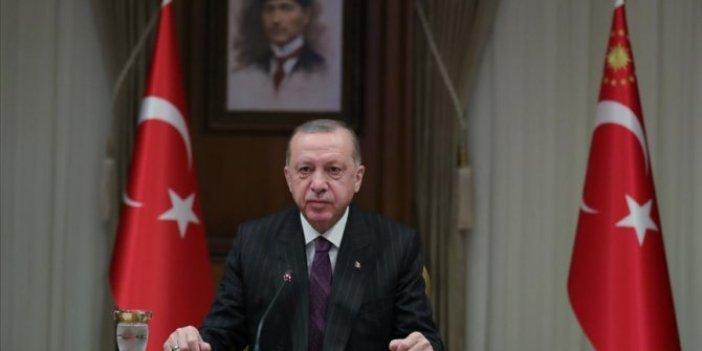 Erdoğan'dan Katar paylaşımı