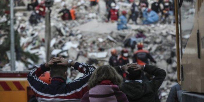 Bakanlığın depremzedelere yapılacak evler için uygun gördüğü alanda büyük tehlike