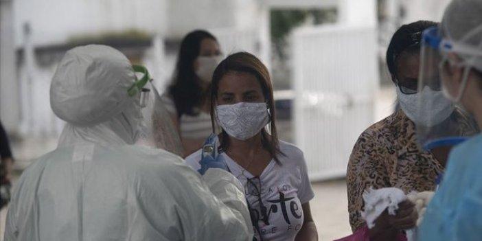 Dünyada Kovid-19 tespit edilen kişi sayısı 61 milyon 309 bini aştı