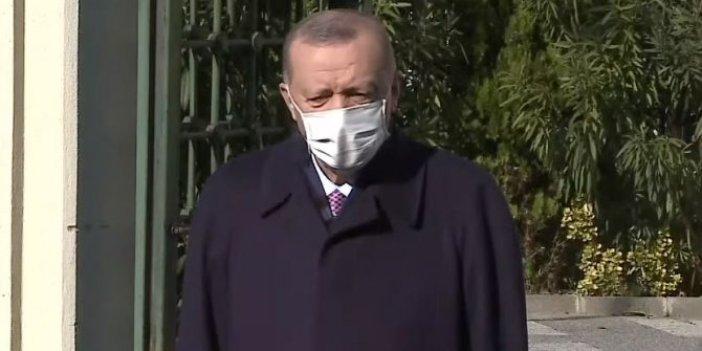 Cumhurbaşkanı Erdoğan'dan ek tedbir açıklaması
