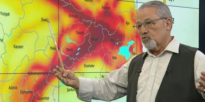 Elazığ ve Bingöl depremlerini bile Profesör Naci Görür harita paylaşarak uyardı: Bu bölgedekiler dikkat etsin, 4.7 büyüklüğündeki Malatya depremi sonrası paylaştı