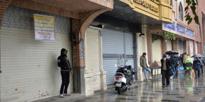 İran'da koronadan hayatını kaybedenlerin sayısı 47 bin 95'e çıktı