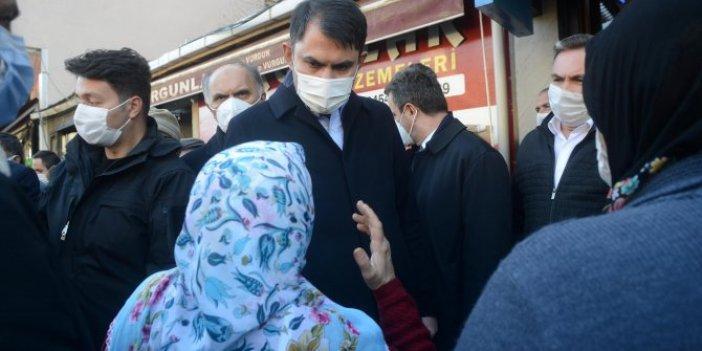 Bakan Kurum açıkladı: Konutlar Haziran'da teslim edilecek