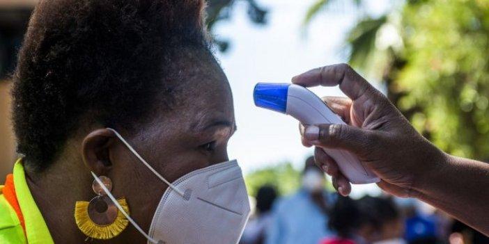 Güney Afrika'da korona virüs hasta sayıları artıyor