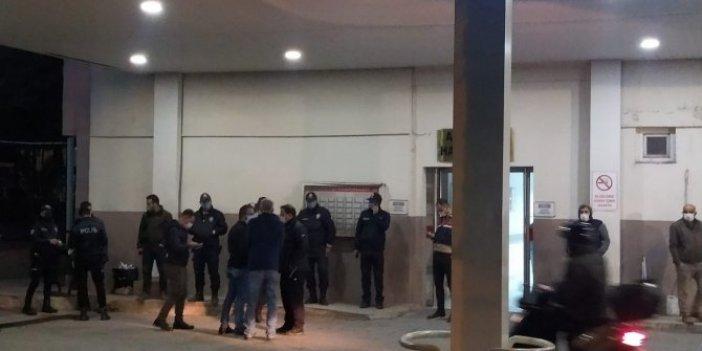 Mersin'den acı haber. Devrilen polis midibüsünde 1 polis şehit oldu