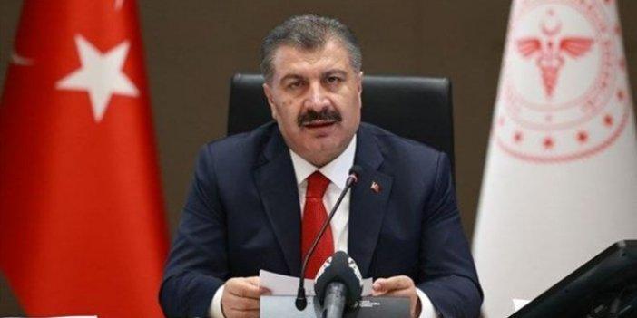 Sağlık Bakanı Koca'dan 5 il için uyarı