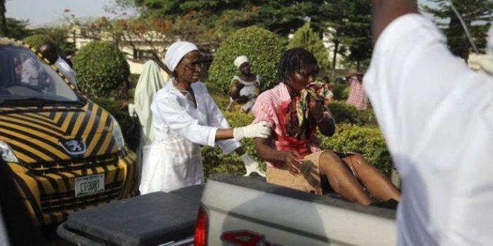 Nijerya'da trafik kazasında 19 kişi öldü