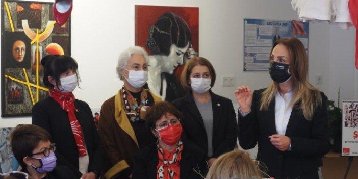 CHP'li Aylin Nazlıaka: Şiddet sadece fiziksel değil