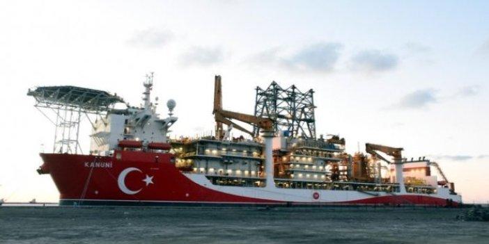 Kanuni sondaj gemisinde çalışmalar hızlandı