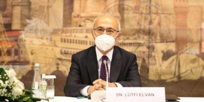 Bakan Elvan açıkladı: Sonuç odaklı bir toplantı oldu