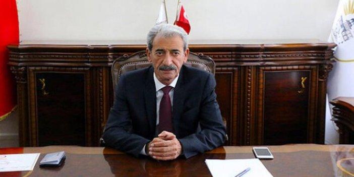 Siverek Belediye Başkanı Şehmus Aydın istifa etti