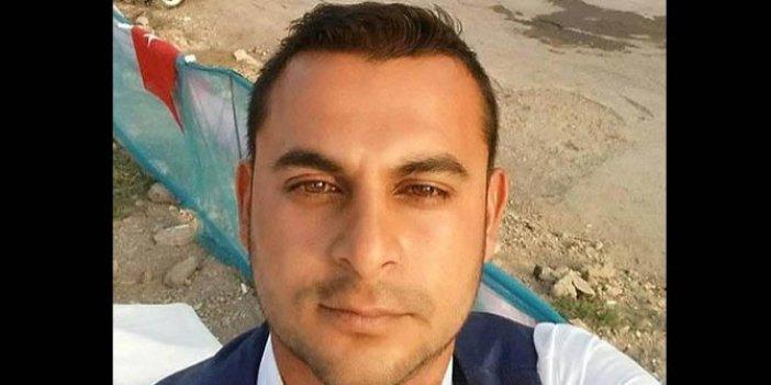 Motosikletiyle trafik levhasına çarpıp, hayatını kaybetti