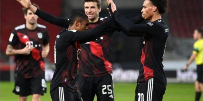 Bayern Münih, Stuttgart'a acımadı