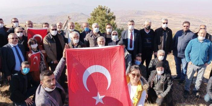 Meral Akşener de destek verdi. Avanoslulardan, siyanürlü altın isyanı