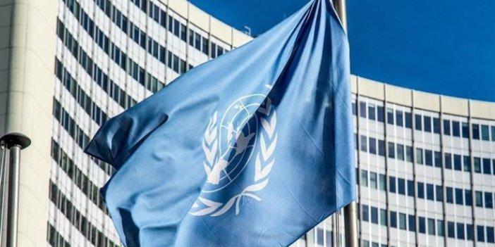 Birleşmiş Milletler açıkladı