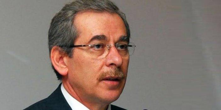 Abdüllatif Şener'den MHP ve Tayyip Erdoğan'la ilgili olay iddia