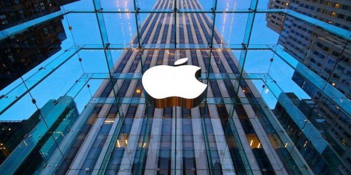 Teknoloji devi Apple'a rekor ceza