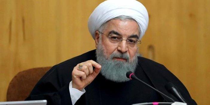 İran'da toz duman! Ruhani'yi casuslukla suçladılar