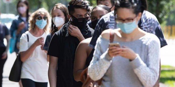 Kanada'da korona virüs ölümleri yükseldi