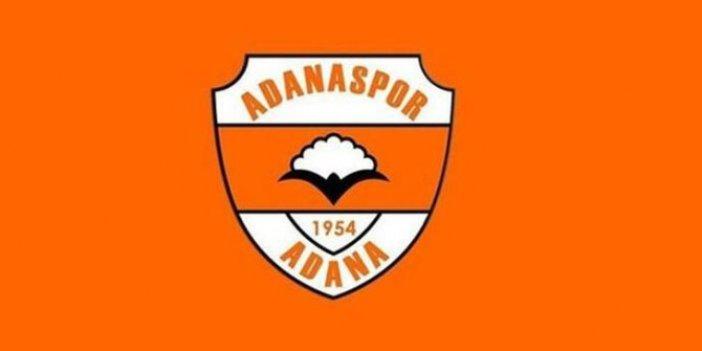 Adanaspor'a korona virüs engeli. 2 maçı ertelendi