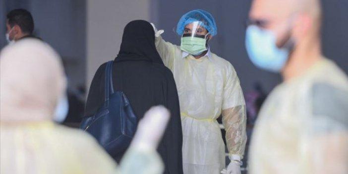 Korona ölümleri Arap ülkelerinde artmaya başladı