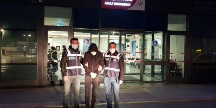 Eskişehir'de 17 yıllık cinayet hükümlüsü firari yakalandı
