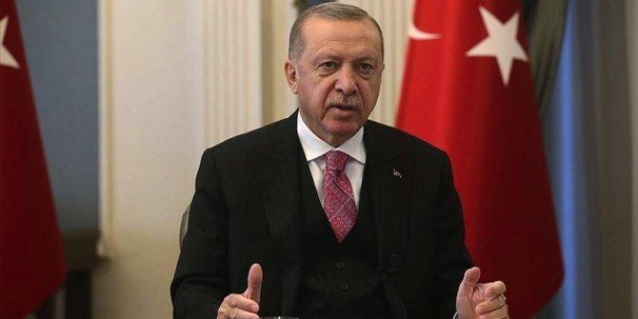 Erdoğan: Uluslararası medya Fransa'nın medyayı ablukası karşısında eleştirel tek cümle kurmadı