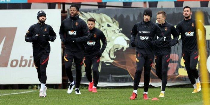 Galatasaray'a korona virüslü futbolcularından haber geldi