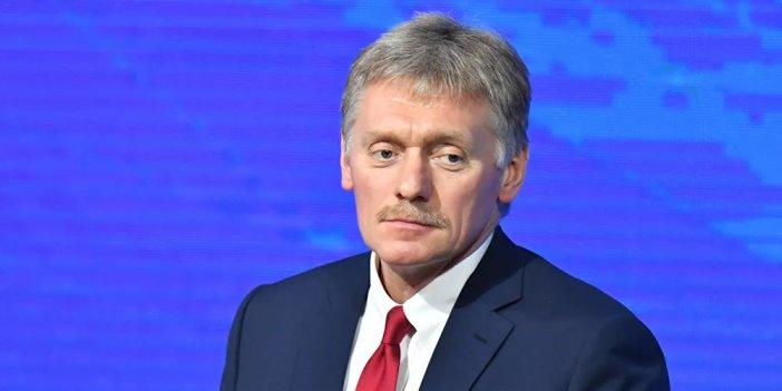 Kremlin'den Aliyev'in açıklamalarına cevap