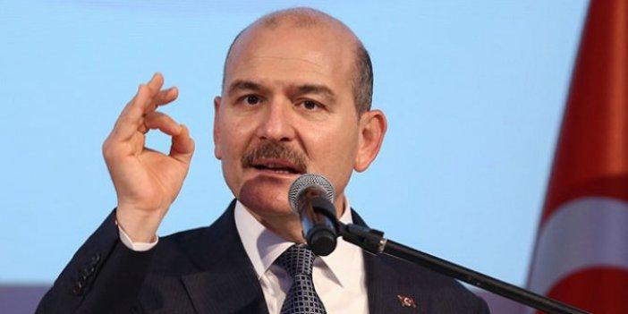 İçişleri Bakanı Süleyman Soylu'dan Selahattin Demirtaş açıklaması