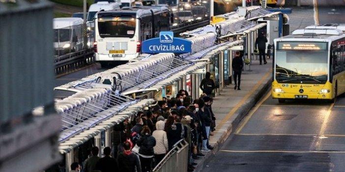 İstanbul'da toplu taşımaya korona düzenlemesi
