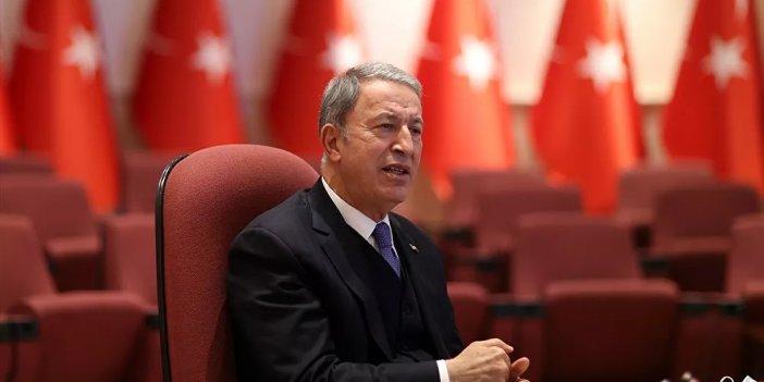 Milli Savunma Bakanı Akar: Türk-Rus Ortak Merkezi'nin inşaatı yapılıyor