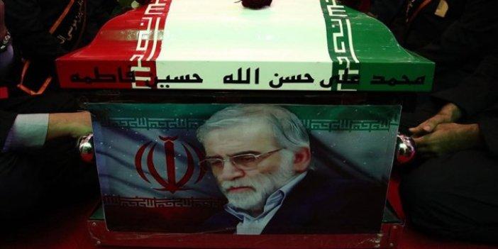İran'dan Fahrizade suikastiyle ilgili flaş açıklama