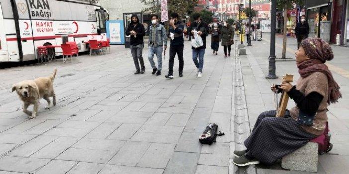Karabük'te Kemal Güneş Caddesi'ne korona kısıtlaması