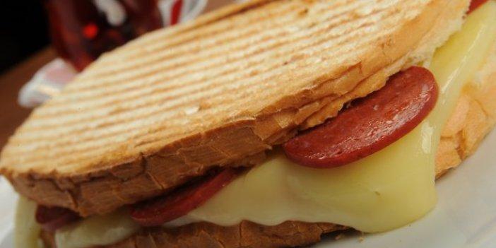 İşte bakkal tostunun sırrı