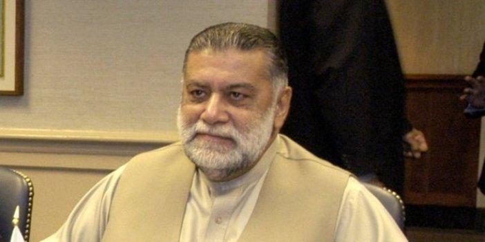 Eski Pakistan Başbakanı Cemali vefat etti