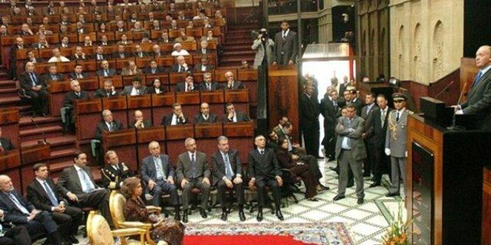 Fas Parlamentosu'ndan atak