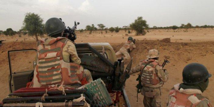 Askeri araca kanlı pusu