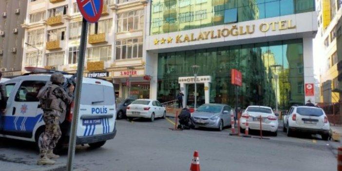İhbara giden özel harekat polisi zanlı ile çatıştı. Bir polis şehit düştü