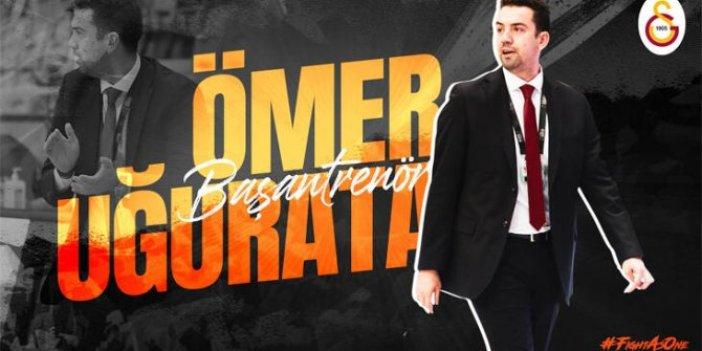 Galatasaray Erkek Basketbol Takımı'nın yeni başantrenörü belli oldu
