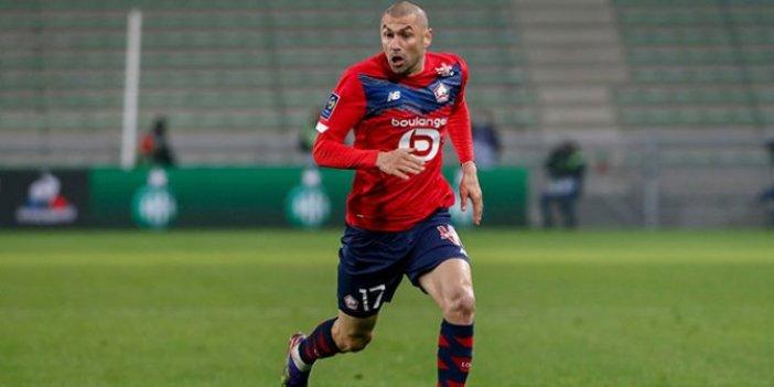 Burak Yılmaz, gollerine Avrupa Ligi'nde devam etti, Lille tarihine geçti