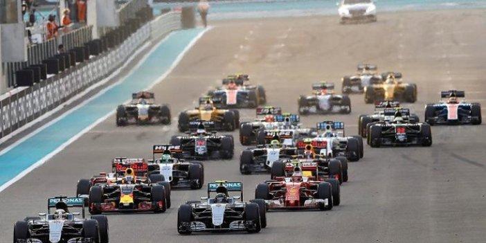 Formula 1'de rota Bahreyn!