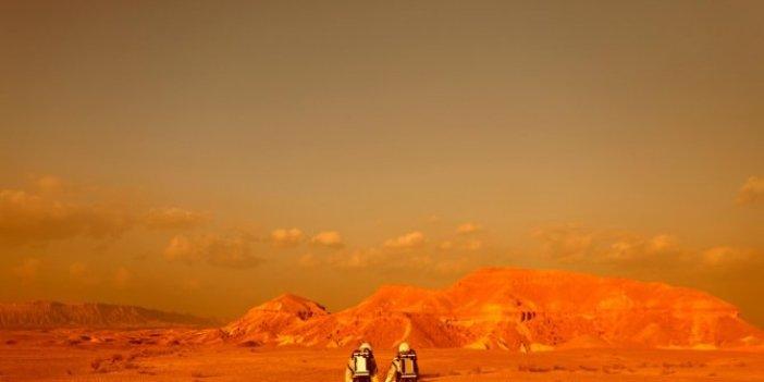 Mars'ta yapılamaz denilen gerçekleşti. ABD'li bilim insanları açıkladı dünya şoka girdi.