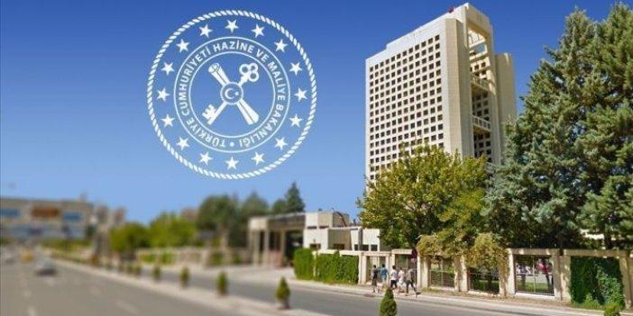 Hazine ve Maliye Bakanlığı'ndan 'sahte hesap' açıklaması