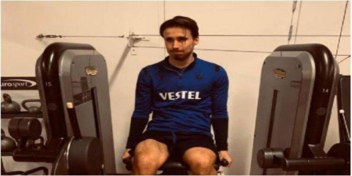 Trabzonspor'da Anders Trondsen sevinci