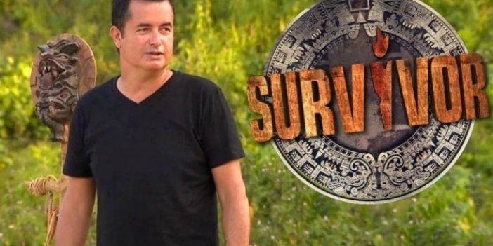 Acun Ilıcalı'dan Survivor'a bir sürpriz isim daha. Bakın hangi ünlü isim dahil oldu