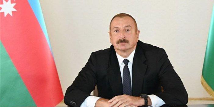 İlhamAliyev: Türkiye ve Rusya, ateşkesin sürdürülmesindeönemli rol oynuyor