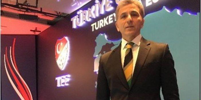 Türkiye Futbol Federasyonu Başkan vekili Ali Düşmez'in acı günü
