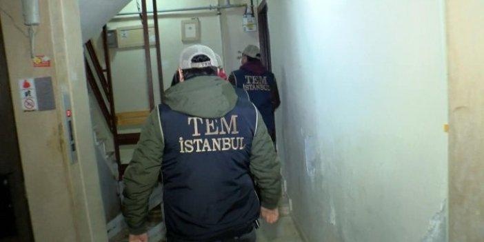 Polis operasyonda FETÖ'cüleri suçüstü yakaladı